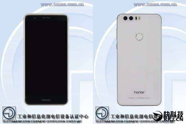 honor 8 leak gizdev 2 - Huawei Honor 8 Price Specs Leak Before Launch