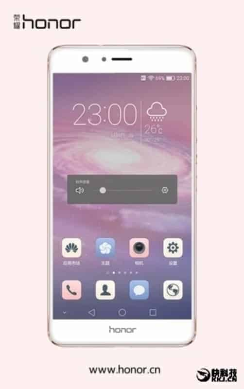 honor 8 leak gizdev 3 - Huawei Honor 8 Price Specs Leak Before Launch