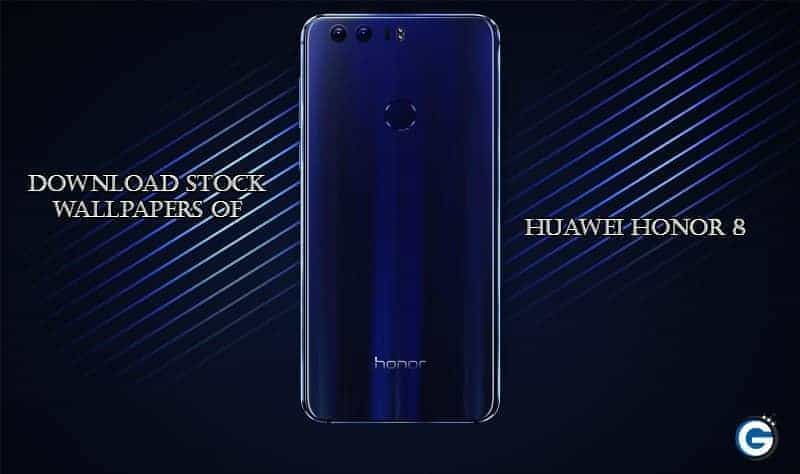 Huawei Honor 8 Stock Wallpapers