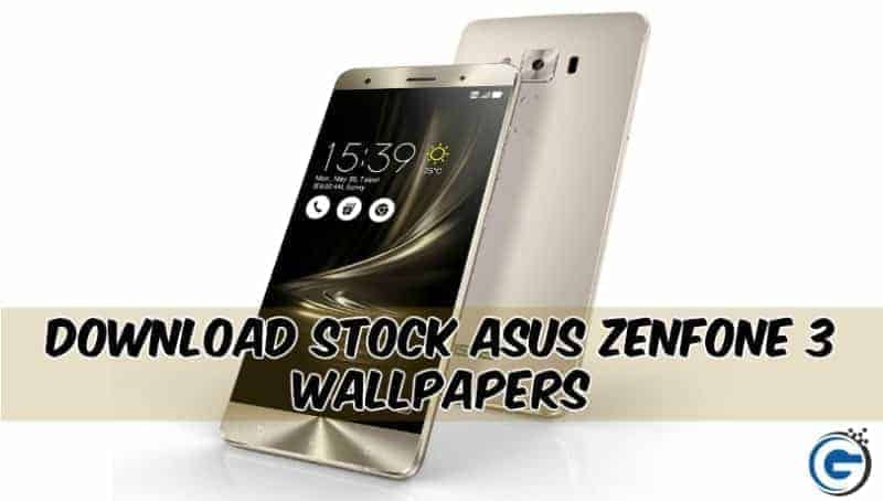 ASUS Zenfone 3 Wallpapers