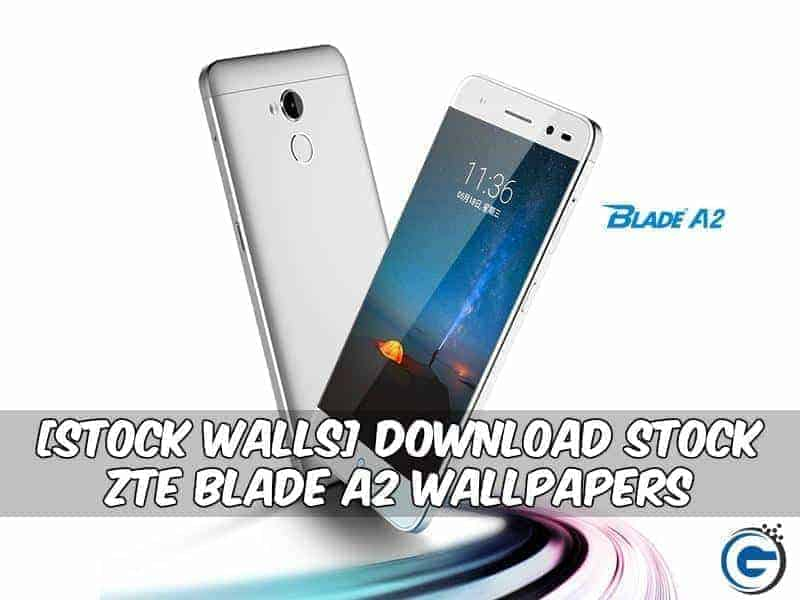 Stock ZTE Blade A2 Wallpapers