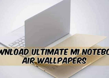 Ultimate Mi Notebook Air Wallpapers 350x250