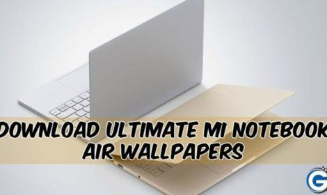 Ultimate Mi Notebook Air Wallpapers