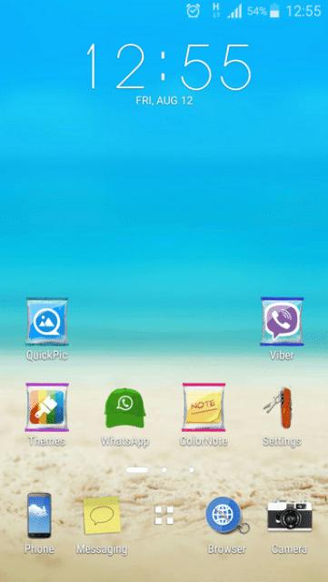ZenUI Launcher apk 3
