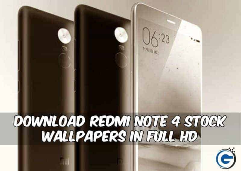 Xiaomi Redmi Note 4 Wallpaper: Download Redmi Note 4 Stock Wallpapers In Full HD