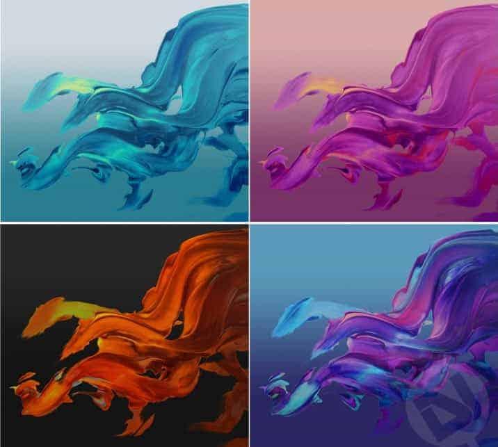 Sony Xperia XZ Stock Wallpapers