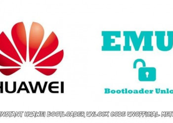 Huawei Bootloader Unlock