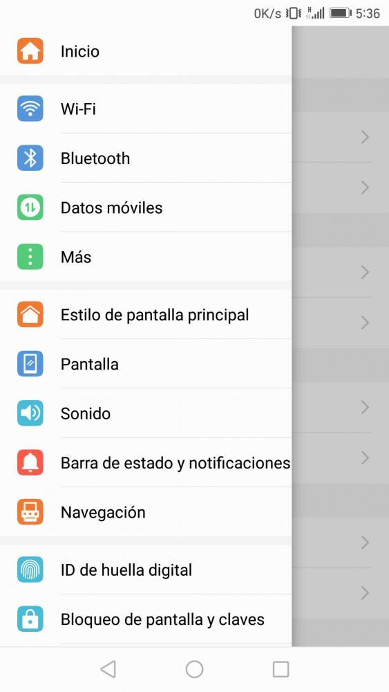 B322 Emui 5.0 Huawei P9 Android 7.0 Nougat OTA 3