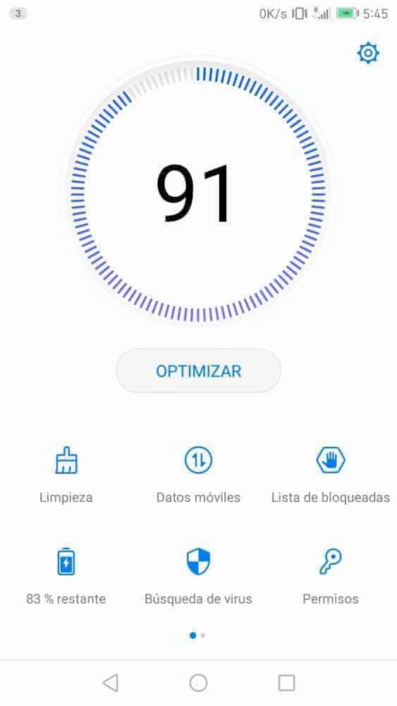 B322 Emui 5.0 Huawei P9 Android 7.0 Nougat OTA 6
