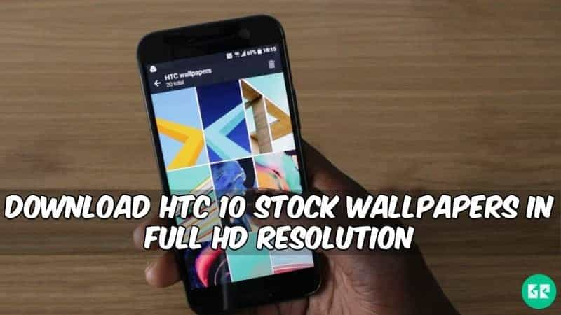 HTC 10 Stock Wallpapers