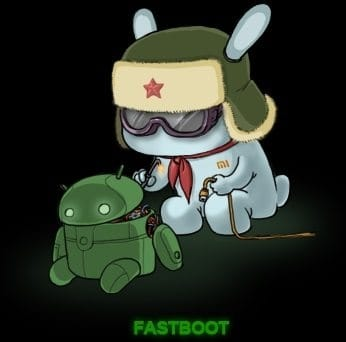 Mi note 2 Fastboot mode
