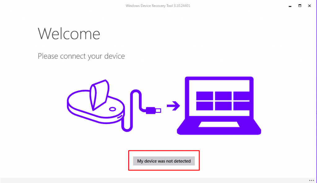 windows-device-recovery-tool-repair