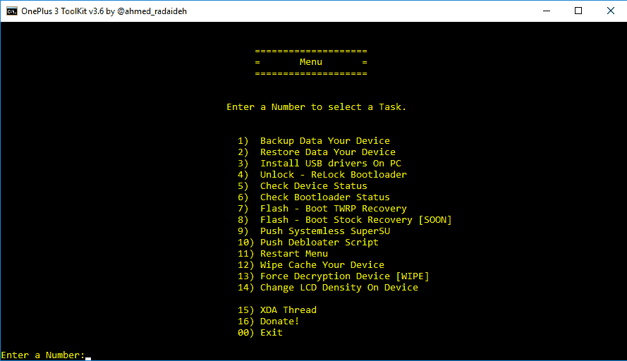 oneplus-3t-unlock-bootloader-root