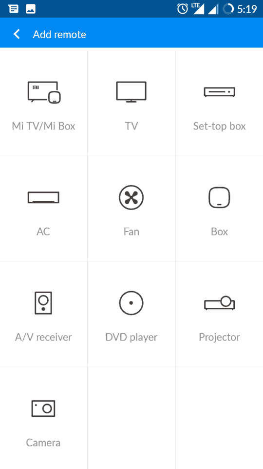 APP] Download Mi Remote app for Xiaomi Redmi Phones For Any Rom
