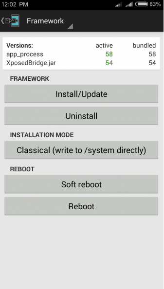 xposed-framework-on-miui-8