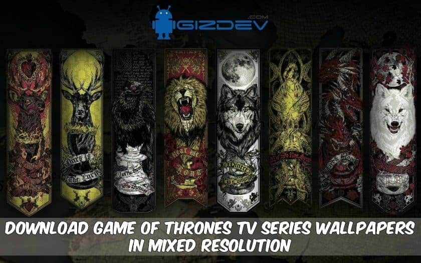 Game Of Thrones TV Series Wallpapers
