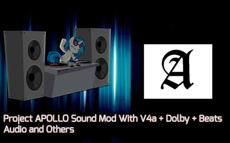 Project APOLLO Sound Mod