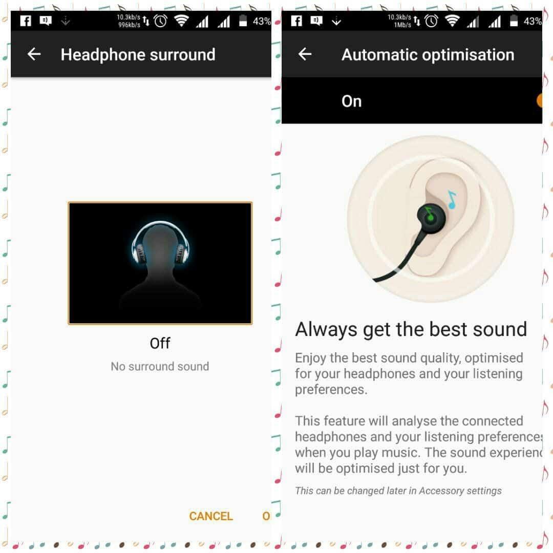 Xperia X music sound enhancement Audio MOD On Redmi Note 3 4