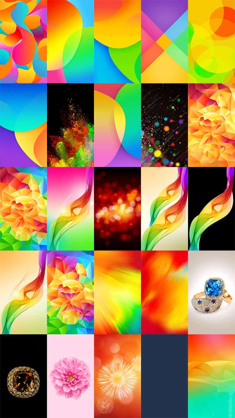 Coolpad Dazen X7 Stock Wallpapers 1