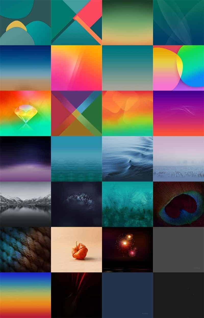 Coolpad Dazen X7 Stock Wallpapers 2