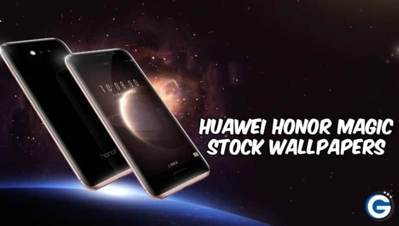 Huawei Honor Magic Stock Wallpapers