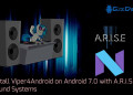 ARISE Sound Systems - Install Viper4Android