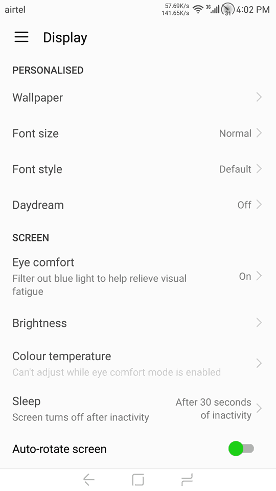 emui5.0 chnage font 1 - How to Change Font Style on Huawei EMUI 5.0 Without Root