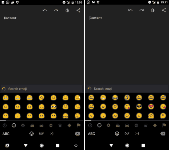 Android O Emoji On Any Android 5.0