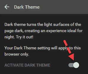 Dark Mode On YouTube 6
