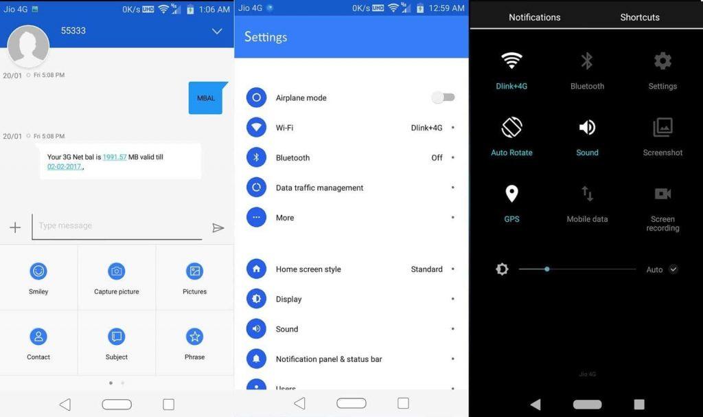 Nokia 6 theme for EMUI 2 1024x607