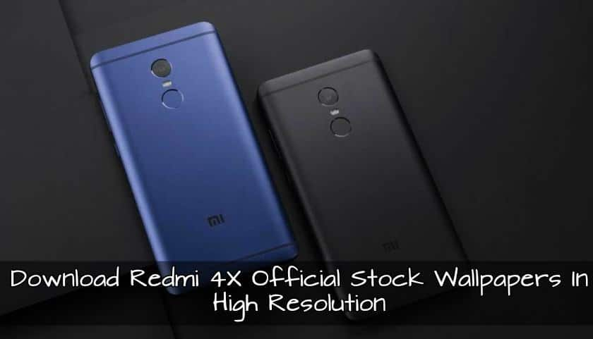 Redmi 4X Stock wallpapers - Download Xiaomi Redmi 4X Stock Wallpapers In High Resolution
