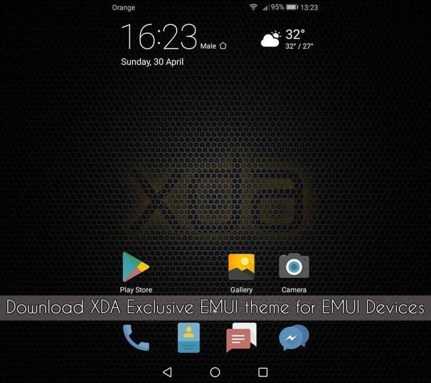 Xda exclusive EMUI theme - Download XDA Exclusive EMUI Theme for EMUI 5.0, EMUI 4.0