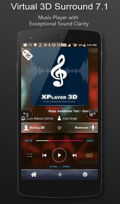 3D surround music player 2 - Download 3D Surround Music Player APK (For All Devices)