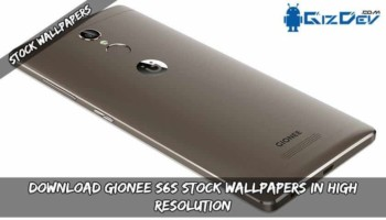 Download Gionee S6S Stock Wallpapers In High Resolution