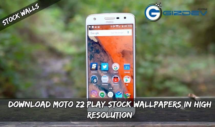Download Moto Z2 Play Stock Wallpapers In High Resolution
