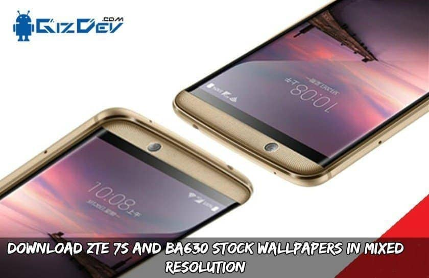 Download ZTE 7S And BA630 Stock Wallpapers In Mixed Resolution