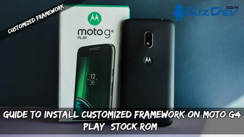 Moto G4 Play Wallpapers: Guide To Install Customized Framework For Moto G4 Play