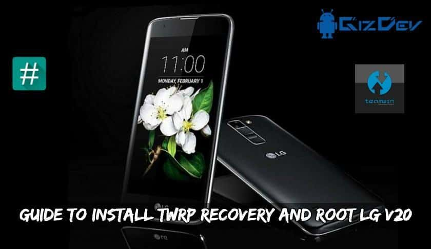 Guide To Install TWRP Recovery And Root LG K20 Plus