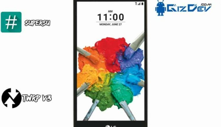 Guide To Install TWRP Recovery And Root LG Stylo 2 Plus