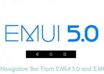 Hide Navigation Bar From EMUI