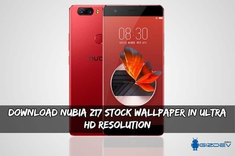 Nubia Z17 Stock Wallpaper
