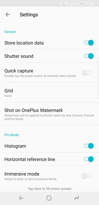 OnePlus 5 Camera App For OnePlus 33T 2 - [APP] Ported OnePlus 5 Camera App For OnePlus 3/3T