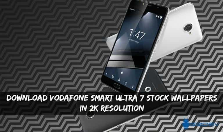 Vodafone Smart Ultra 7 Stock Wallpapers