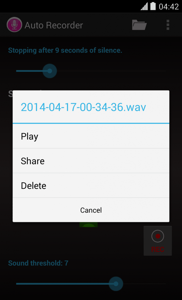 Auto Recorder App 2 623x1024 - Download Auto Recorder App For Automatic Call Recording