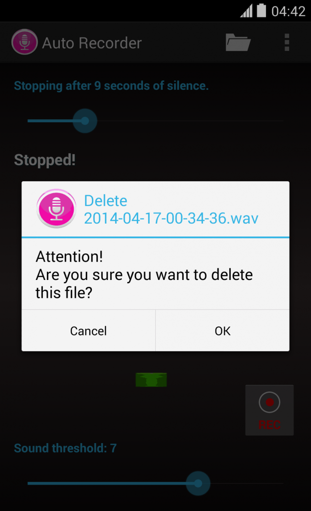 Auto Recorder App 3 623x1024 - Download Auto Recorder App For Automatic Call Recording