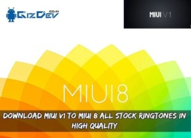 Download MIUI V1 To MIUI 8 All Stock Ringtones In High Quality