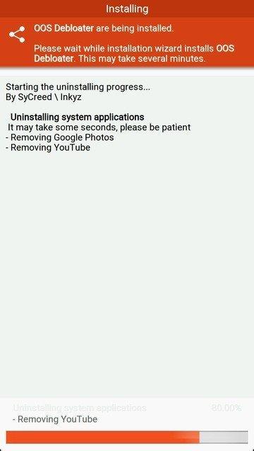 OnePlus 5 Remove Bloatware 1
