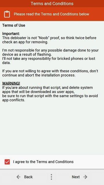 OnePlus 5 Remove Bloatware 2