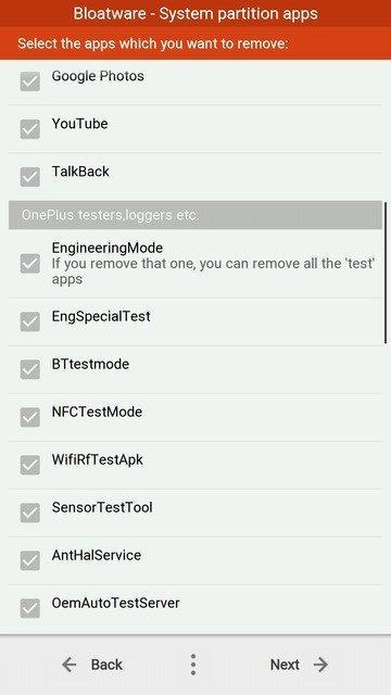 OnePlus 5 Remove Bloatware 3