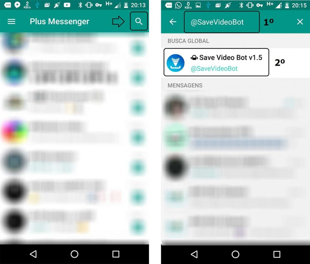 Telegram App 1 1024x874 - How To Download Your YouTube Videos From Telegram